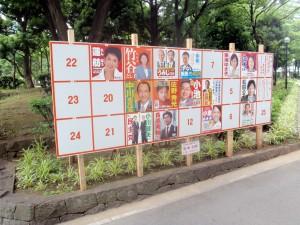 22参院選